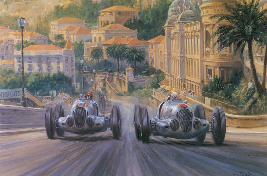 Alan Fearnley - Page 2 Alan+Fearnley+1942+-+British+Formula+One+painter+-+Tutt%27Art@+-+%2824%29