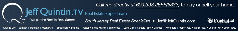 Ocean City Homes | South Jersey Real Estate - Jeff Quintin