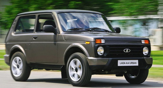 all new lada niva could launch in russia in 2018. Black Bedroom Furniture Sets. Home Design Ideas