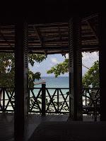 Sea view - Bagus Place, Pulau Tioman