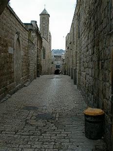A Via Dolorosa Israel