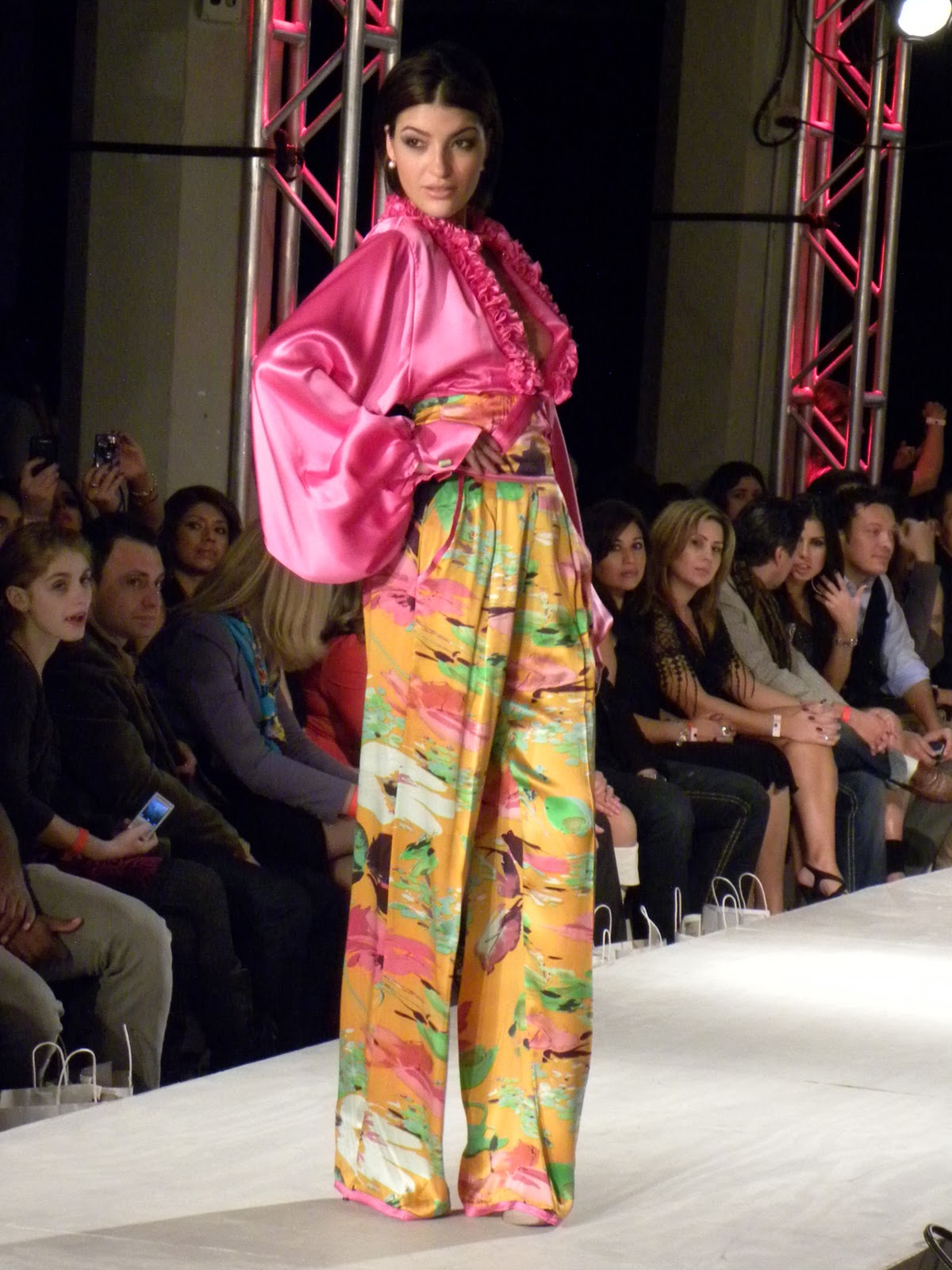 Latino fashion week in chicago 26