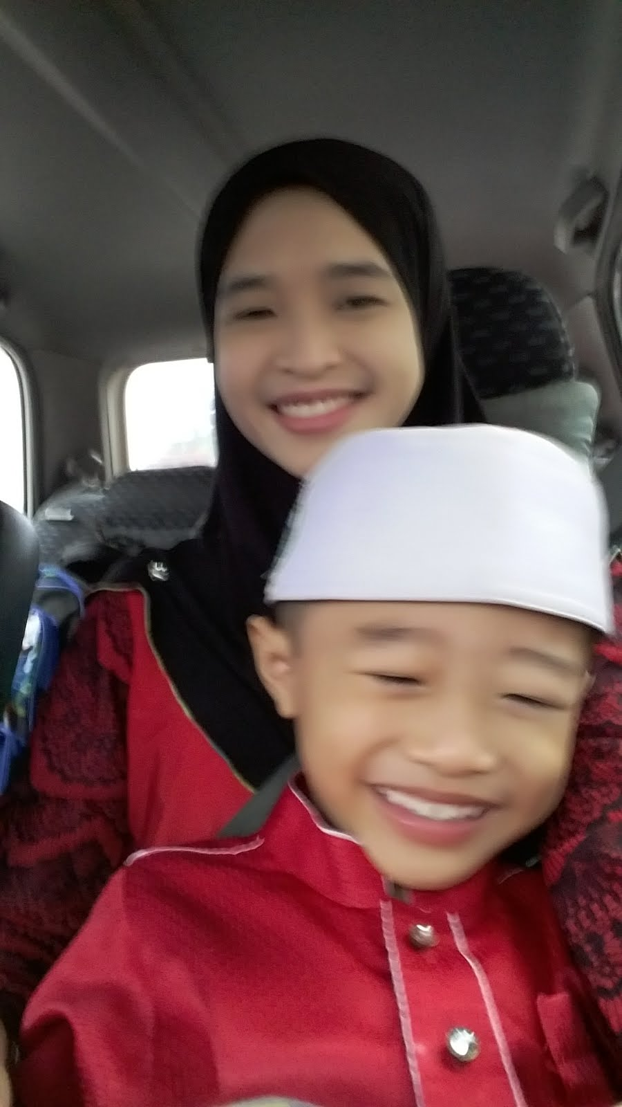 Rayyan Hasif 5 Tahun