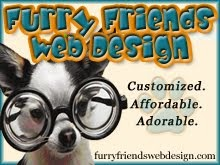 Try Furry Friends Web Design