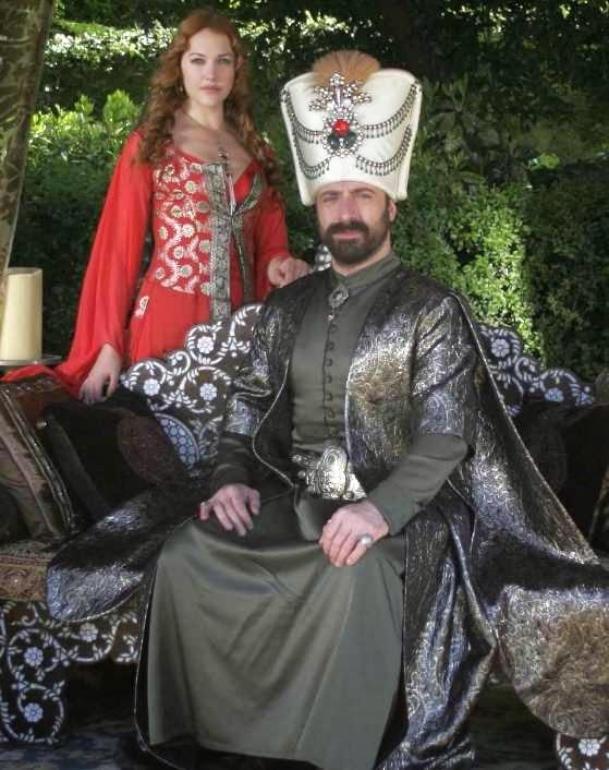 program kanal d reluare  Suleyman Magnificul