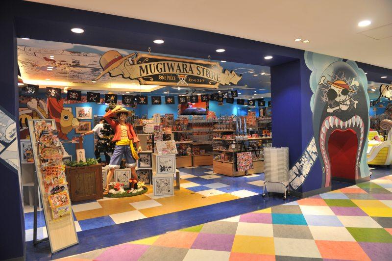 One Piece Mugiwara Store At Parco Shibuya Tokyo