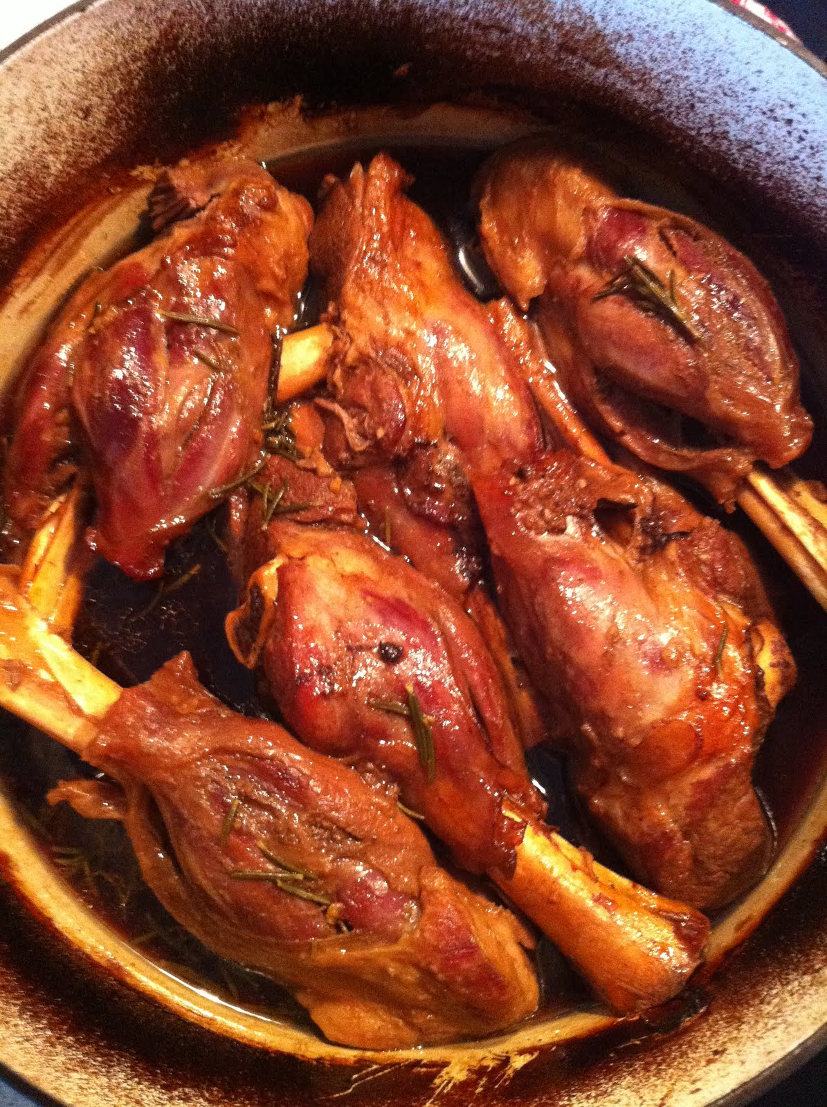 lamb shanks how to cook on stove
