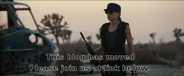 The Sarah Connor Charm School Blog