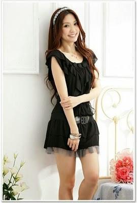 Model Baju Terbaru 2014 Ala Korea