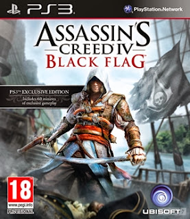 Assassins Creed IV Black Flag PS3 Torrent