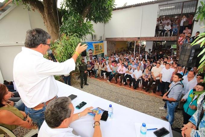 Consejo Nacional Electoral falló a favor de Carlos Fernando Sánchez y en contra de Iván Aguilar