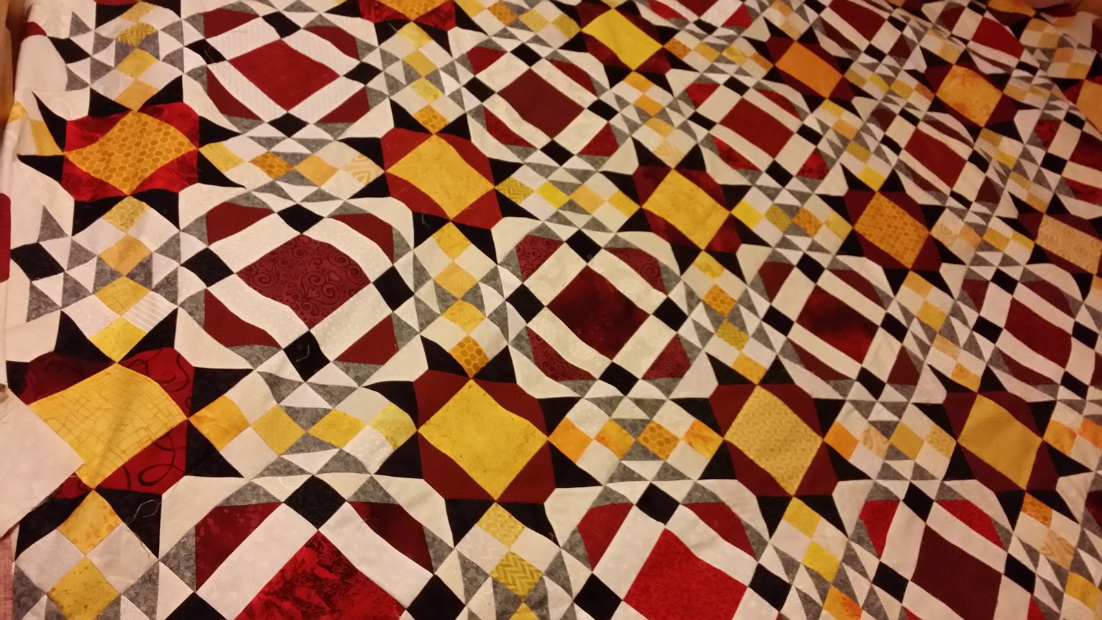 Gramma s Quilting Room: Design Wall Monday
