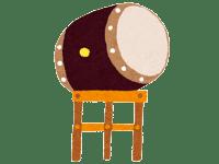 太鼓 | 夏祭りのイラストや写真のフリー素材色々
