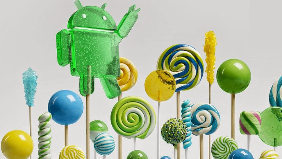 version 5 o android lollipop