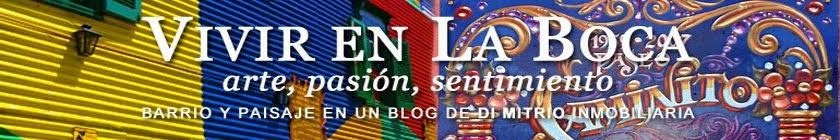Di Mitrio Blog Vivir en La Boca