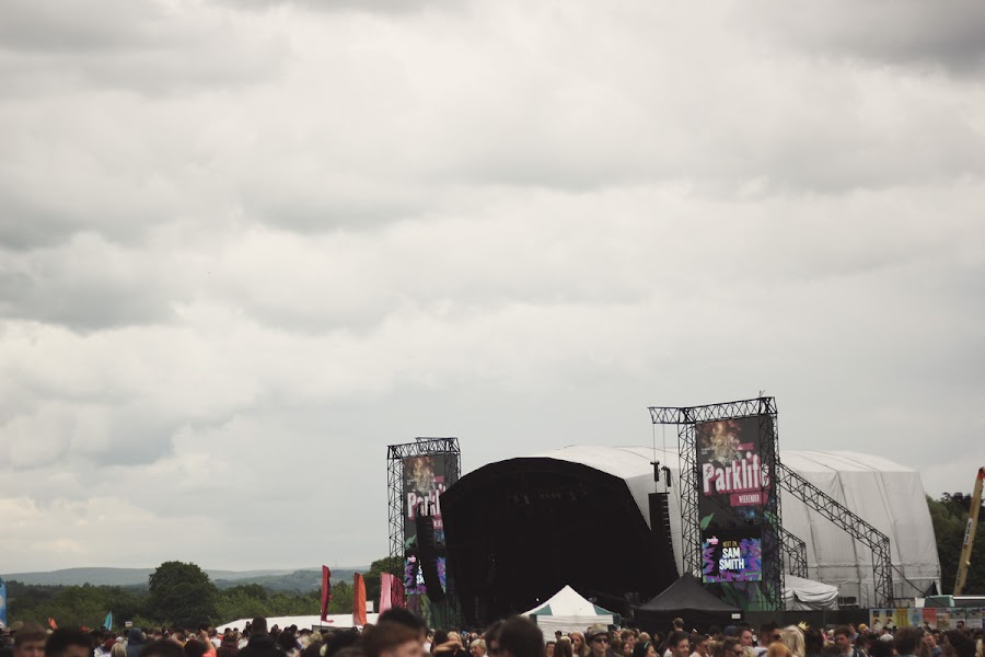 parklife main stage 2014