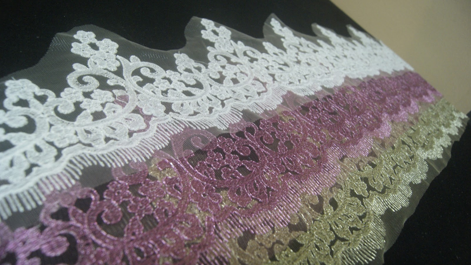 Border lace murah! Latest update!