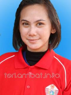 Prilla Kinanti Atlet Cantik Pacar Rasyd Rajasa