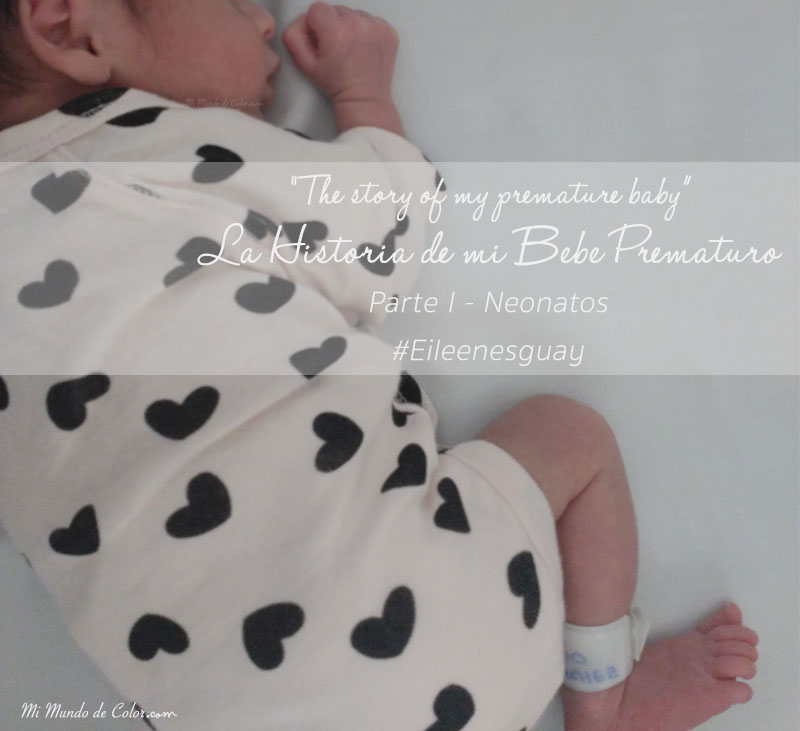 the story of my premature baby