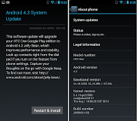 HTC One Google Play Edition Update