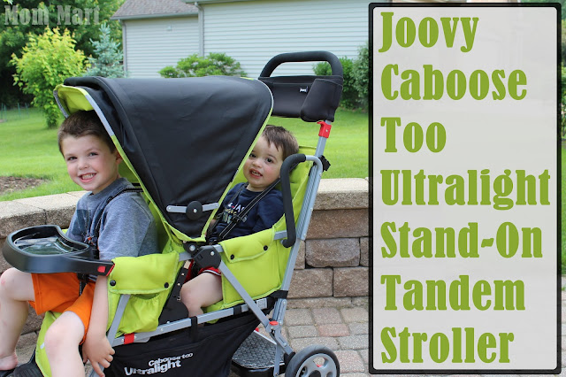 Joovy Caboose Too Ultralight Stand-On Tandem Stroller Review
