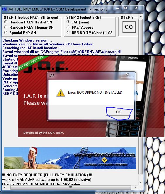 download pkey driver