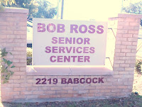 Bob Ross Senior Services Center - San Antonio
