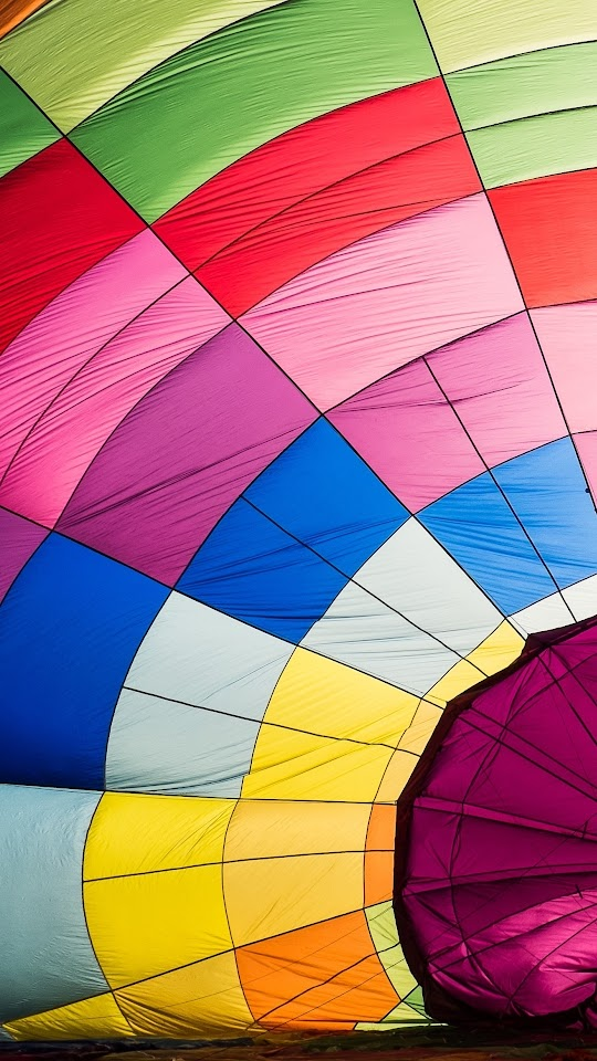 Parachute Color Background Galaxy Note HD Wallpaper