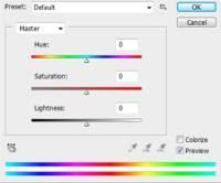 correzione colori immagini