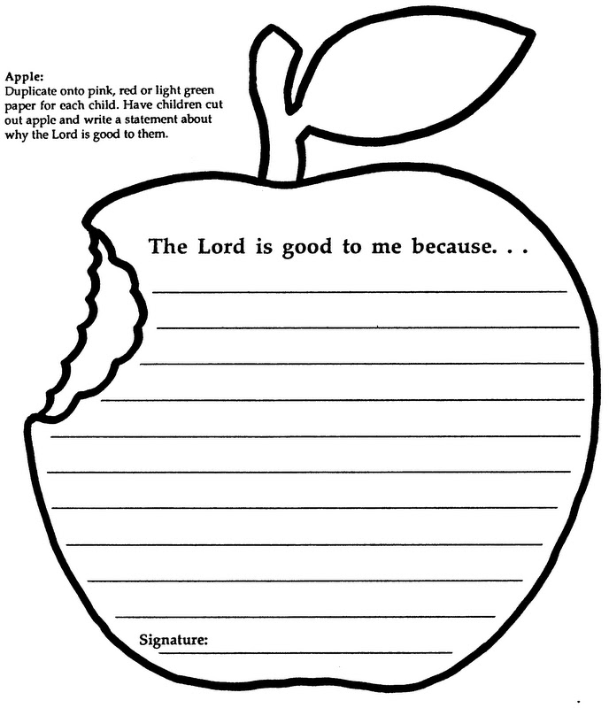 Elementary school enrichment activities johnny appleseed religion