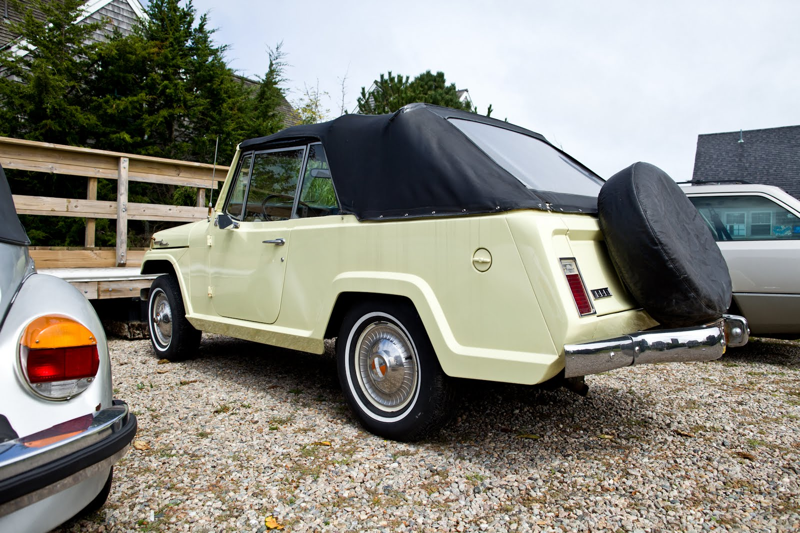 1967 Jeepster Commando for Sale http://www.thestreetpeep.com/2011/09