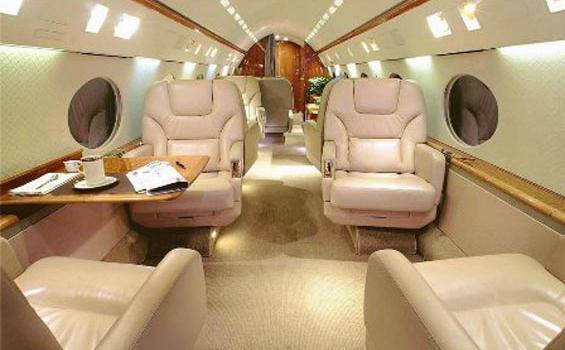 jet jenis Gulfstream img1
