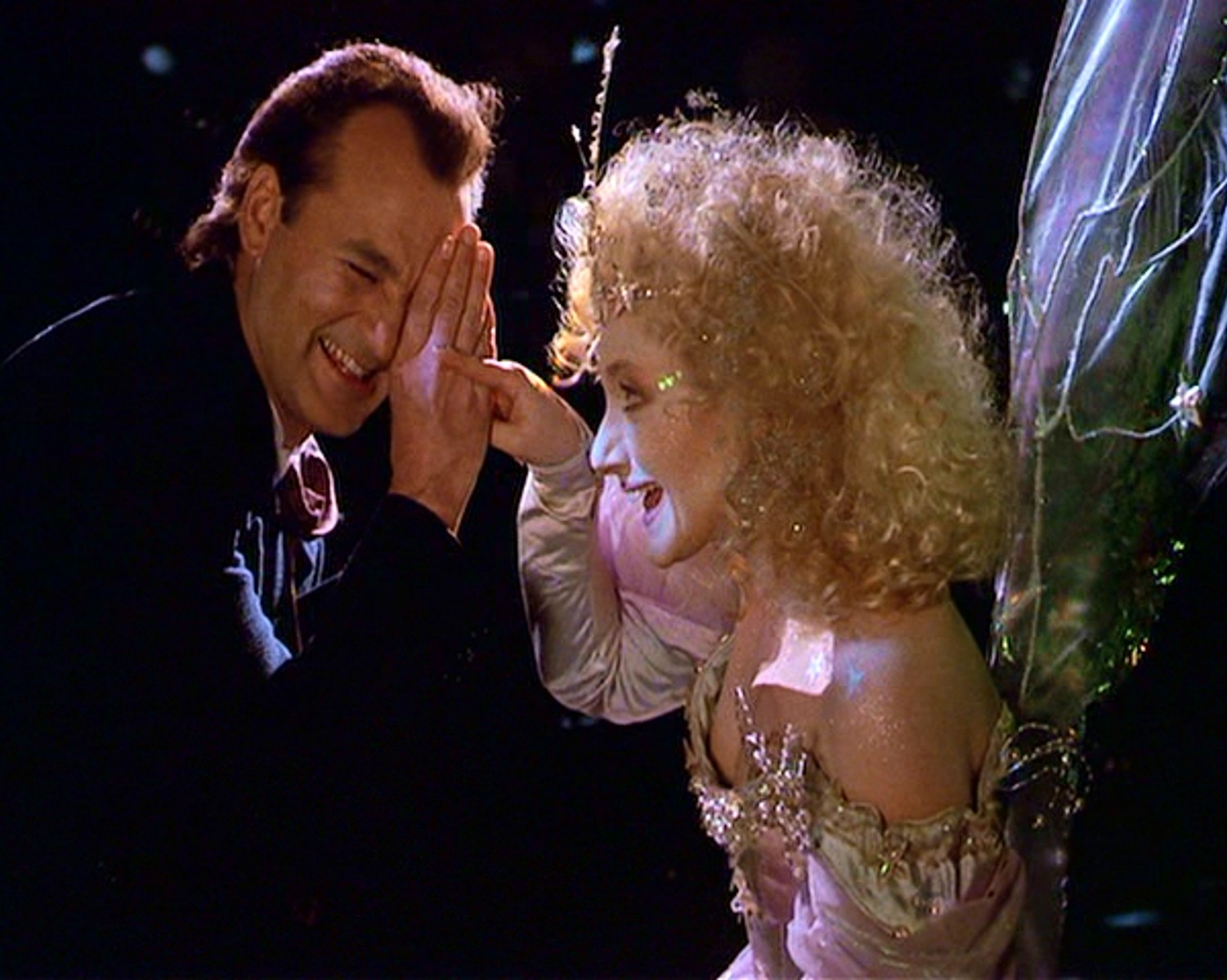 Film Review: Scrooged (1988) | The Ace Black Blog