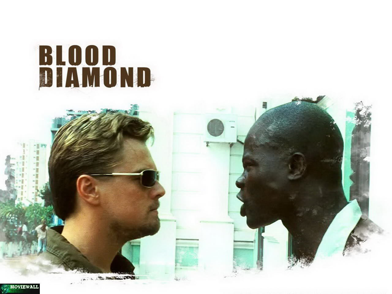 blood diamond movie length