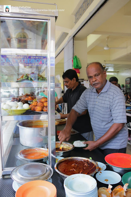 Old Merlin Nasi Kandar @ Union Street (Lebuh Union), Penang.