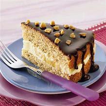 Banana Pudding Cake Image