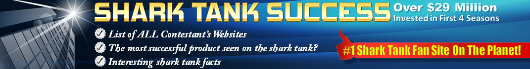 Shark Tank Success Stories
