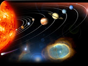 The Sun, the planets and other celestial bodies make up the Solar System.