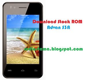 Download Stock ROM Advan S3A