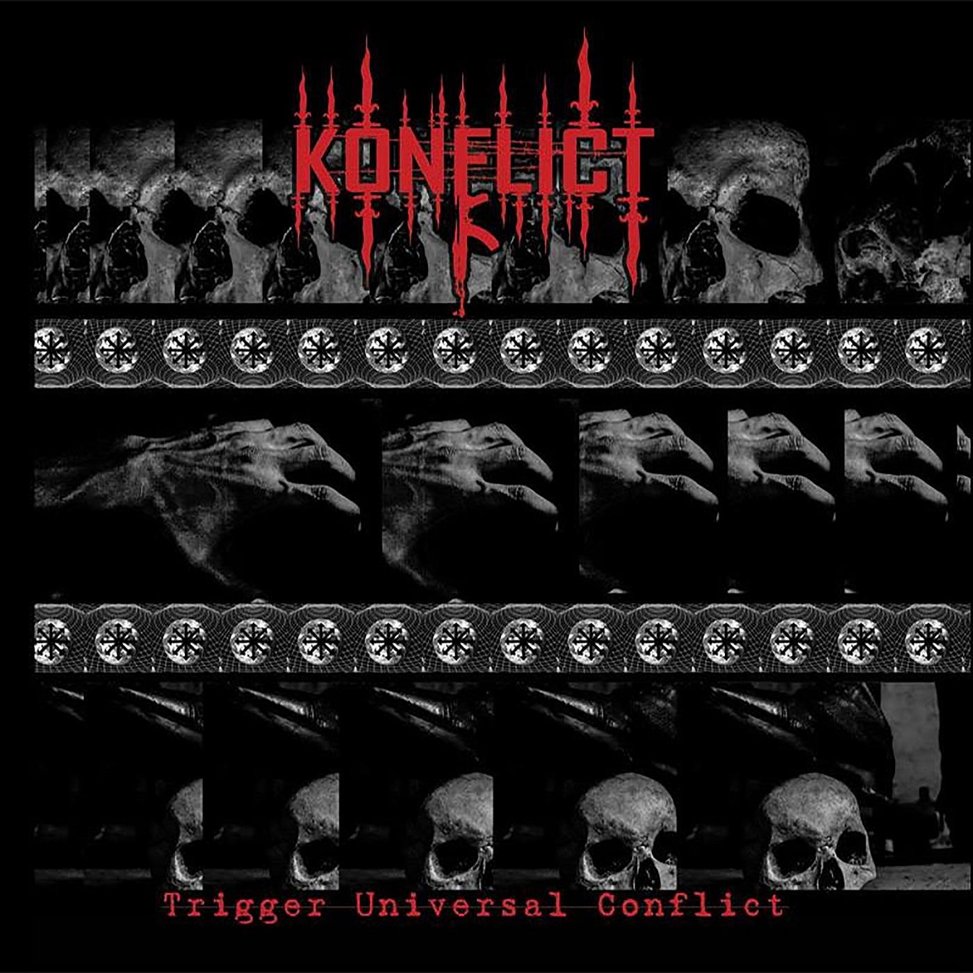 Exclusive Track Stream - Konflict - Inflict Konflict.