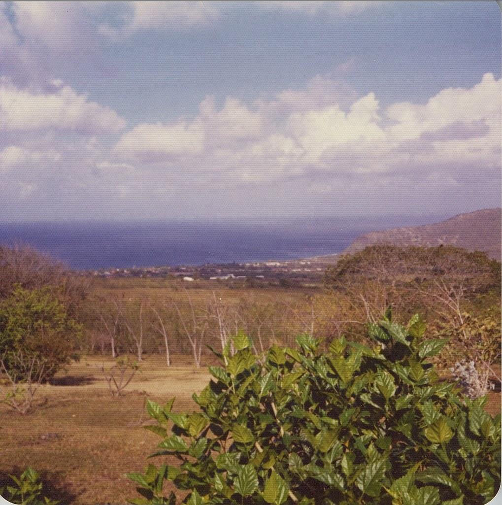 St. Eustatius property