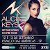 Alice Keys confirma Show em São Paulo Antes do Rock in Rio