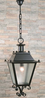 farol clasico forja, lampara de forja clasica, lampara para patio