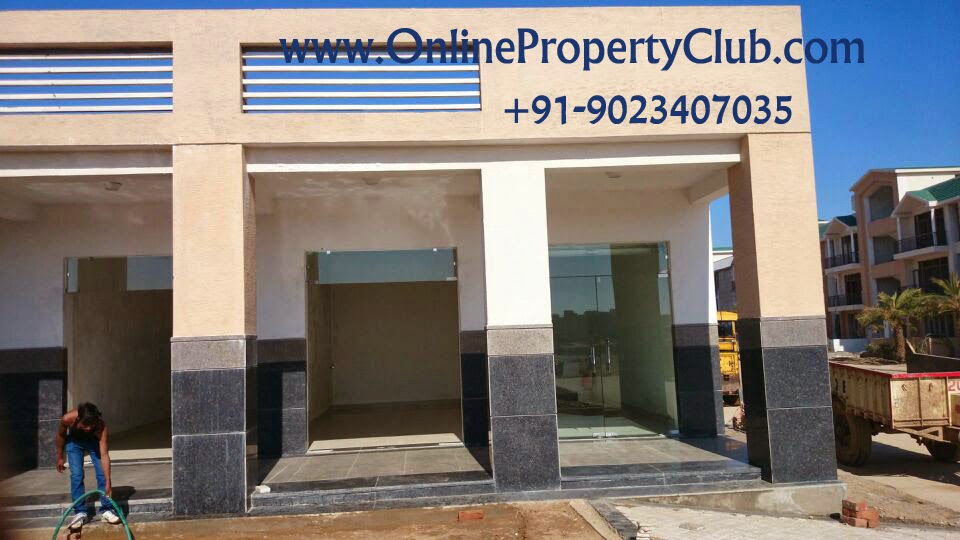 Omaxe Clockton High Street ( SCO, Booths ) Mullanpur New-Chandigarh