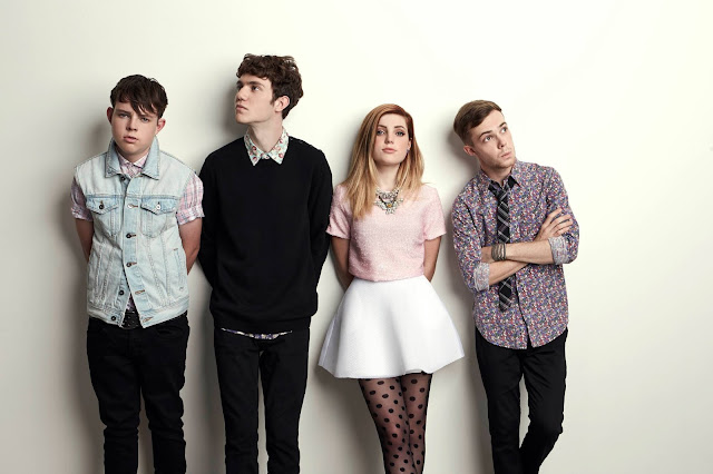 "Echosmith comenta sobre o hit ""Cool Kids"""