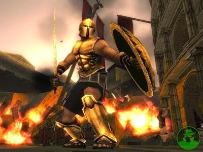 300 Spartalılar Savaş Hazırlığı Oyunu