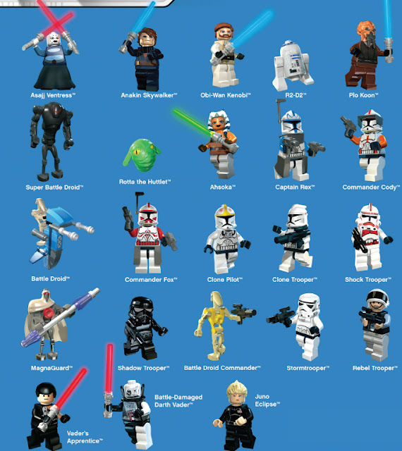 Star Wars Lego Printable Pictures 101