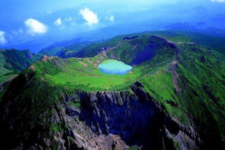 Las nuevas Siete Maravillas Naturales del Mundo Isla+de+jeju