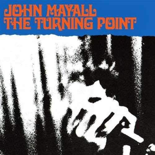 Mayall Turning Point Mayall The Turning Point