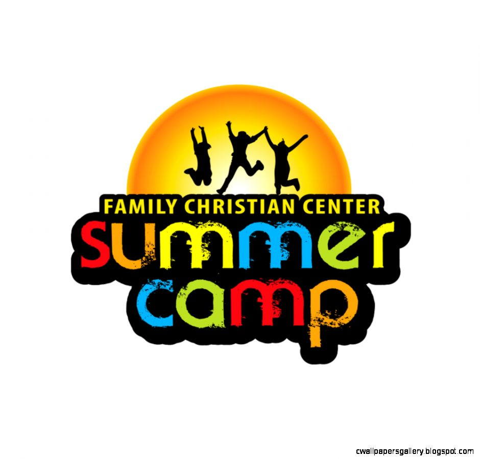 Summer Camp Logo Design Wallpapers Gallery